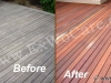 Ipe Deck Cleaning and Sealing