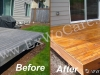 Small New Deck Refinishing