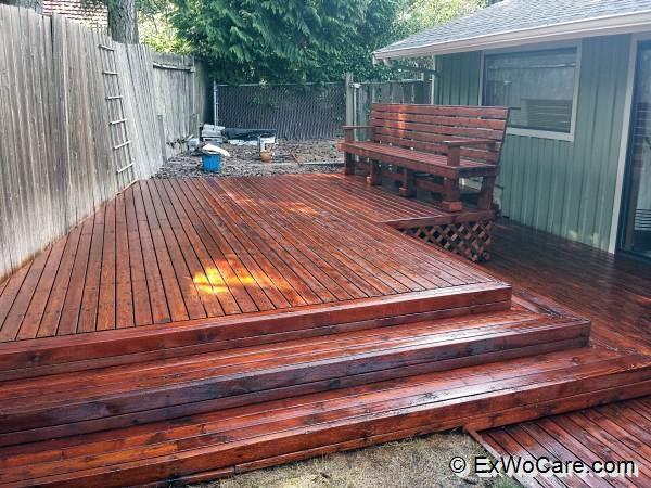 Choosing The Best Fence Sealer My Backyard Projects My